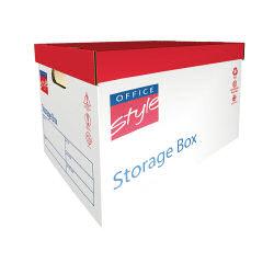 O/Style Prem Storage Box 383x331x250