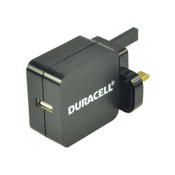 Duracell Single USB 2.4A Charger