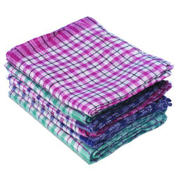 R/Young Tea Towels Cheq (10) 0311