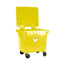 Clinical Waste Container 1100lt 377921