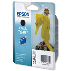 Epson Ink Cart Black T048140