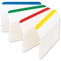 Post-it Strong Index Tabs Angled (24)