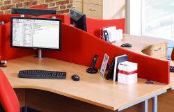O/Style Wave Desk Screen 1800x400 Char