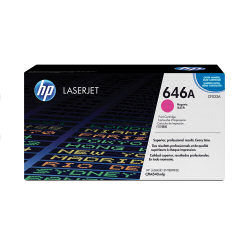 HP No.646A Toner Cart Magenta CF033A