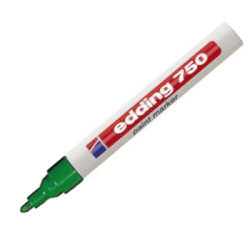 Edding Paint Marker 2-4mm Green 750-004